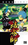Kekkaishi (manga) volume / tome 27