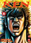 Ken, Fist of the blue Sky (manga) volume / tome 6