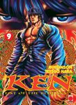 Ken, Fist of the blue Sky (manga) volume / tome 9