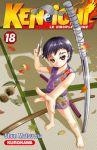 Kenichi (manga) volume / tome 18