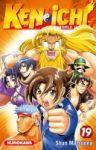 Kenichi (manga) volume / tome 19