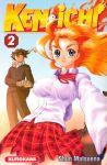Kenichi (manga) volume / tome 2