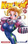 Kenichi (manga) volume / tome 21