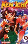 Kenichi (manga) volume / tome 8