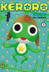Keroro (manga) volume / tome 3