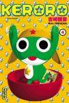 Keroro (manga) volume / tome 4