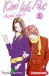 Kimi Wa Pet (manga) volume / tome 3
