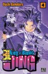 King of Bandit Jing (manga) volume / tome 4