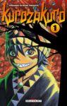 Kuzakuro (manga) volume / tome 1