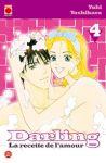 La recette de l'amour (manga) volume / tome 4