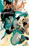 Lanfeust Quest (manga) volume / tome 5