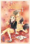 Le Sablier (manga) volume / tome 3