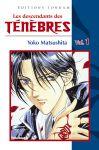 Les Descendants des Ténèbres (manga) volume / tome 1