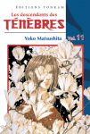Les Descendants des Ténèbres (manga) volume / tome 11