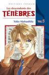 Les Descendants des Ténèbres (manga) volume / tome 5