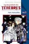 Les Descendants des Ténèbres (manga) volume / tome 8