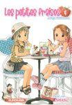 Les petites fraises (manga) volume / tome 4