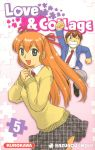 Love & Collage (manga) volume / tome 5