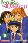 Love & Collage (manga) volume / tome 9