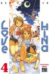 Love Hina (manga) volume / tome 4