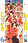 Love Hina (manga) volume / tome 6