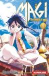 Magi : The labyrinth of magic (manga) volume / tome 1