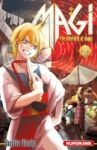 Magi : The labyrinth of magic (manga) volume / tome 2