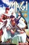Magi : The labyrinth of magic (manga) volume / tome 4