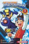 Megaman Net Warrior (manga) volume / tome 1