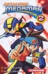 Megaman Net Warrior (manga) volume / tome 2