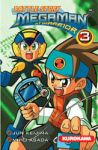 Megaman Net Warrior (manga) volume / tome 3