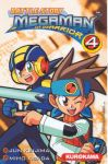 Megaman Net Warrior (manga) volume / tome 4