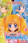 Mermaid Melody (manga) volume / tome 3