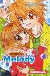 Mermaid Melody (manga) volume / tome 4