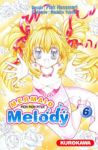 Mermaid Melody (manga) volume / tome 6