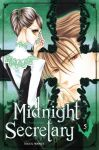 Midnight Secretary (manga) volume / tome 5