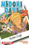 Midori Days (manga) volume / tome 3