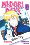 Midori Days (manga) volume / tome 8