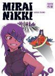 Mirai Nikki (manga) volume / tome 2