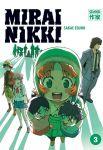 Mirai Nikki (manga) volume / tome 3