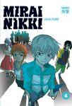Mirai Nikki (manga) volume / tome 4