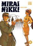 Mirai Nikki (manga) volume / tome 5