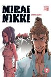 Mirai Nikki (manga) volume / tome 7