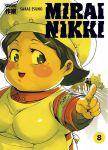 Mirai Nikki (manga) volume / tome 8
