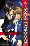 Monochrome Factor (manga) volume / tome 1