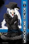 Monochrome Factor (manga) volume / tome 2
