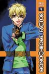 Monochrome Factor (manga) volume / tome 4
