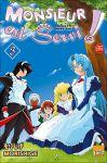 Monsieur est Servi ! (manga) volume / tome 3