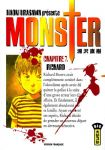 Monster (manga) volume / tome 7