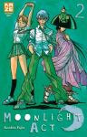 Moonlight act (manga) volume / tome 2